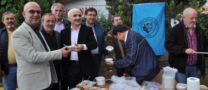 Türk Ocakları'nın aşure geleneği yıllardır devam ediyor