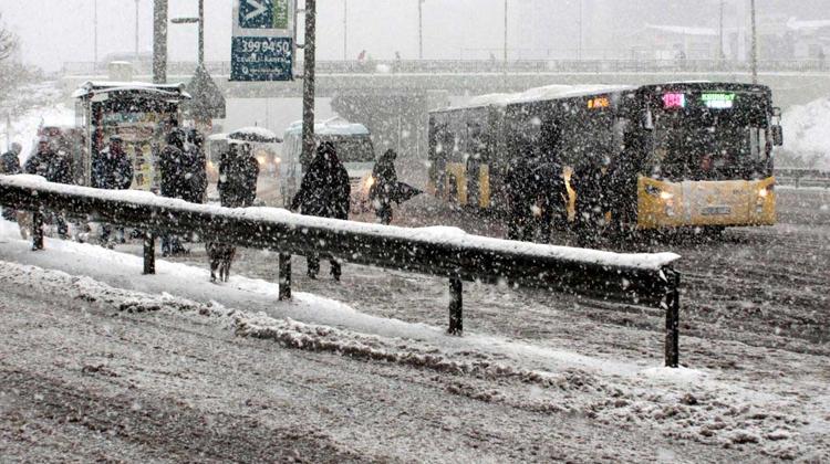 İstanbul için çok önemli kar uyarısı!