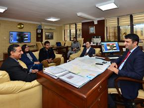 Pakistanlı belediyelerin örnek aldığı Türk Belediyesi!