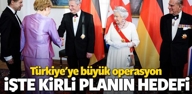 Alman ve Türk gladyolarının DİTİB operasyonu