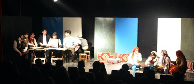 Tuzla Belediyesi'nden Liseler Arası Tiyatro Festivali