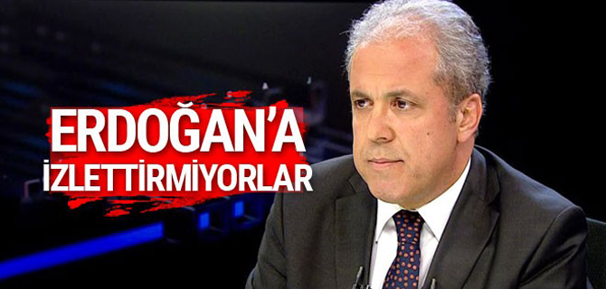 Şamil Tayyar: Cumhurbaşkanına izlettirmiyorlar