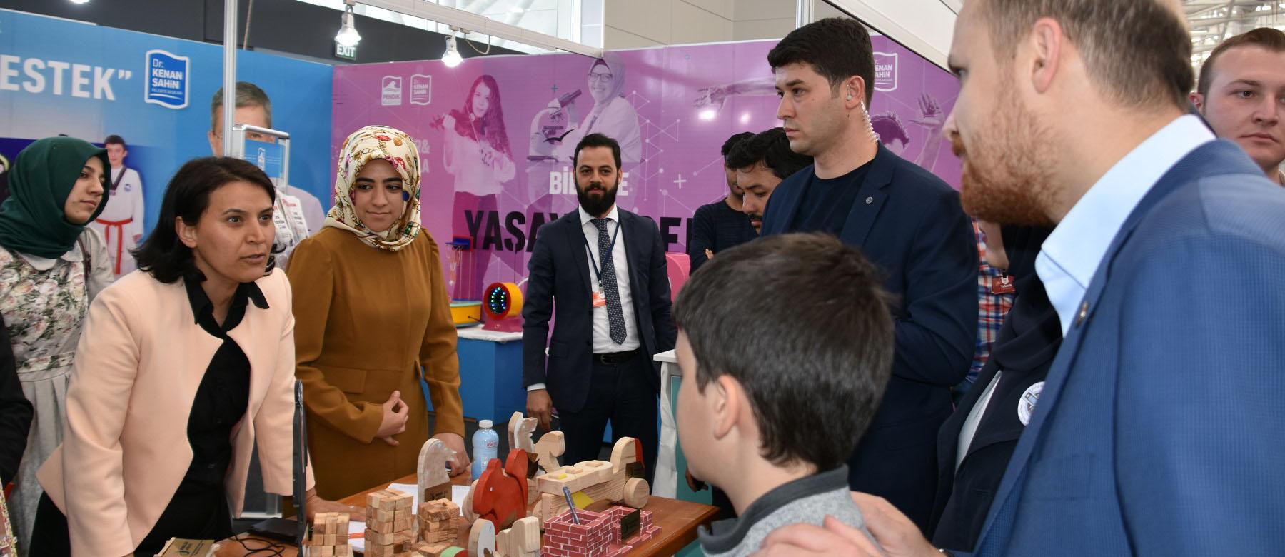 Pendik Belediyesi Gençlik Festivali'nde