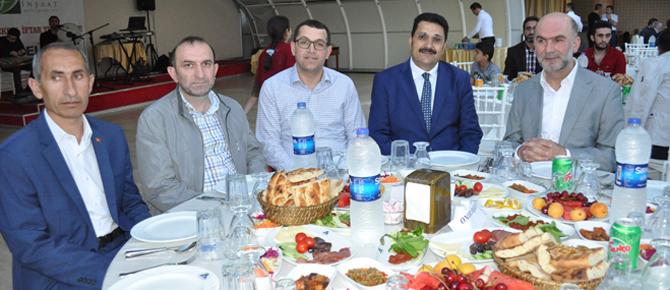 Murat Çevik'ten 15'inci geleneksel iftar