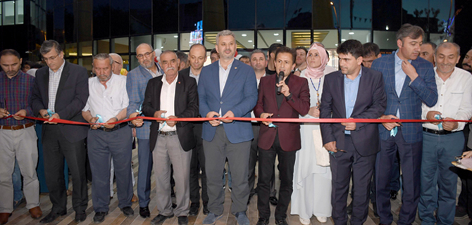 Şifa ve Mimar Sinan'a Alış Merkezi