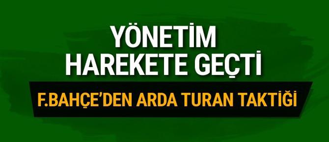Fenerbahçe'den Nani'ye Arda Turan taktiği