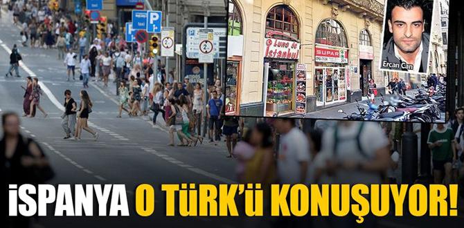 İspanya o Türk'ü konuşuyor!