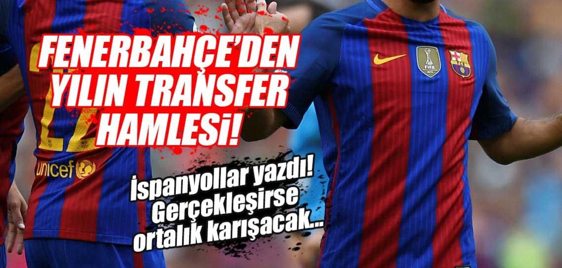 Fenerbahçe'den dev hamle; Yılın transferi
