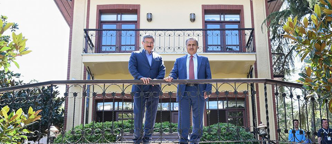 Anadolu Yakası'nın en büyük kütüphanesi