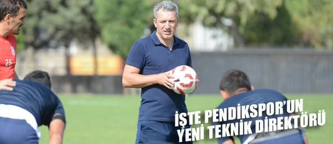 Pendikspor'un yeni hocası beli oldu!