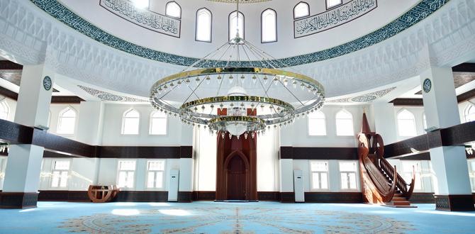Başbakan Yıldırım Pendik'in en büyük camisini ibadete açacak