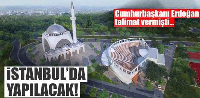 İstanbul'a 32.8 bin metrekarelik Merkez!