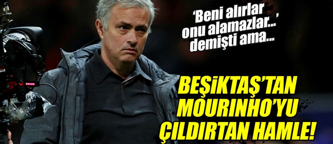 Beşiktaş'tan flaş transfer hamlesi!