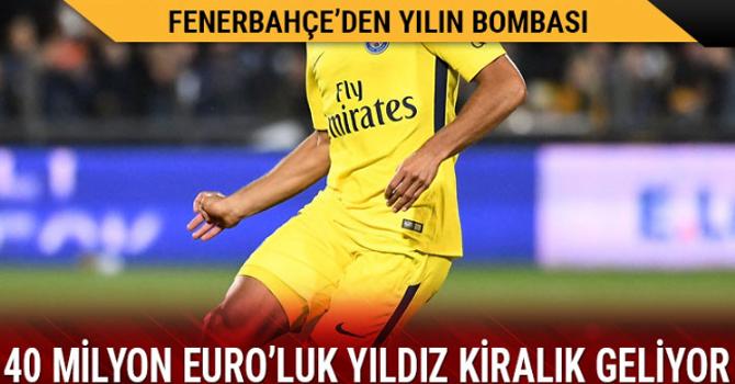 Fenerbahçeünlü yıldızı kiralık olarak kadrosuna katıyor