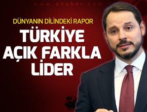 Türkiye bölgenin lideri olacak