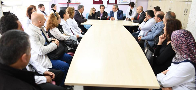 Başkan Yazıcı'dan öğrencilere tarihi nasihatler!