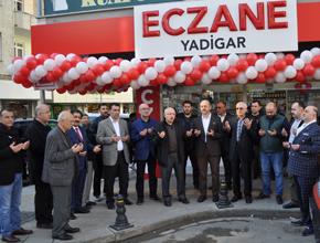Eczane Yadigar Açıldı