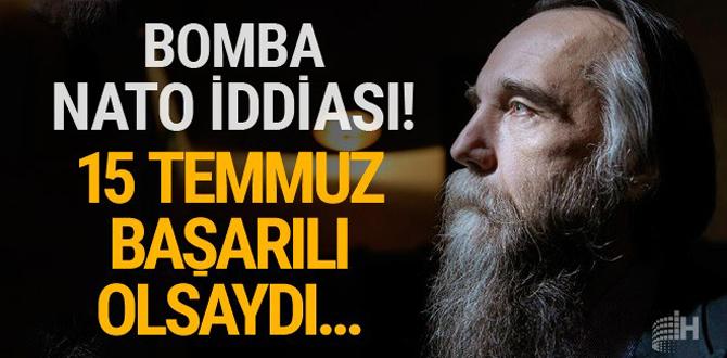 Dugin: Türkiye'deki darbe girişimi başarılı olsaydı...