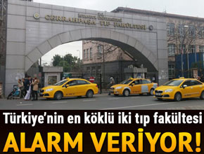 Türkiye'nin en köklü iki tıp fakültesi borç batağında!