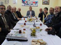 Tuzla Halk Eğitimi'nden geleneksel gazeteciler günü kahvaltısı
