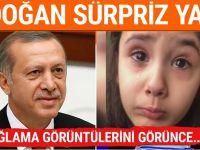 Erdoğan'dan minik Irmak'a sürpriz!