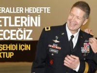 11 Afrin Şehidi için mektup; generallerin apoletlerini sökeceğiz