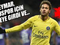 Neymar, Boluspor için devreye girdi ve...