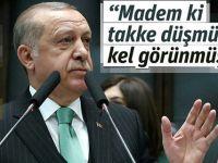 Cumhurbaşkanı Erdoğan'dan ABD'ye sert tepki!