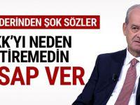 PKK'yı niye bitiremedin paşa!