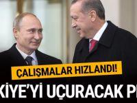 Türkiye ve Rusya'dan müthiş plan!