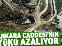 Ankara Caddesi trafiğine yeni düzenleme