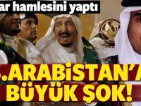 Katar'dan S.Arabistan'a büyük şok !