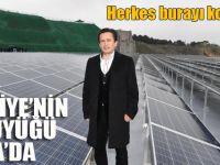 Türkiye'nin en büyüğü Tuzla'da