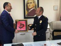 Farabi'den Emniyet Müdürü'ne ziyaret