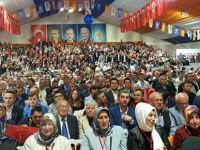 Tuzla AK Parti'den muhteşem kongre! Yönetimde kimler var?