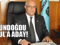 Bilal Gündoğdu İstanbul Başkanlığına aday!