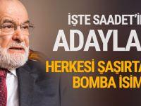 Saadet Partisi kendi adayını mı çıkaracak! Bomba isim