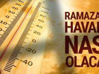 Ramazan'da hava durumu nasıl olacak? Uyarı geldi...