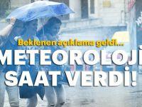 Meteoroloji'den son dakika hava durumu açıklaması!