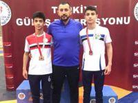 Tuzlalı Enes Türkiye Şampiyonu