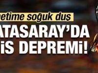 Galatasaray'da Gomis depremi!
