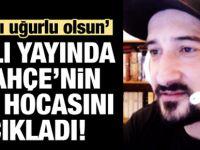 Serhat Akın, Fenerbahçe'nin yeni hocasını açıkladı!
