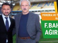 Fenerbahçe'de ağır kayıp! Pereira ve Terraneo'nun kazığına bakın