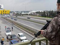 İstanbul'da giriş-çıkışlar tutuldu!