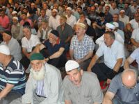 Pendik'te 15 Temmuz şehitleri için Kur'an-ı Kerim okundu