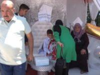 Başkan Altay'ın Makam Aracı Şehit Çocuklarının Sünnet Arabası Oldu