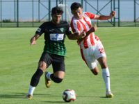 Pendikspor ikinci hazırlık maçında Kocaelispor'la