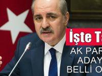Numan Kurtulmuş açıkladı; AK Parti'de adayların belli olacağı tarih!