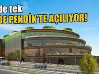 Türkiye'nin ilk mobilya Alışveriş Merkezi Pendik'te açılıyor