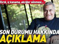 Doktorları Mehmet Ali Erbil'in son durumunu açıkladı